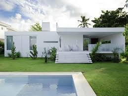 A Fresh Take On The Guest House Marc Canut Visualized The - Contemporary house interiors