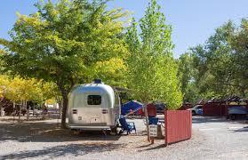 Mature retired trailer life