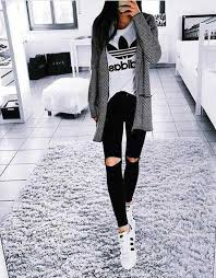 adidas girls. adidas outfit ideas \u2013 just trendy girls