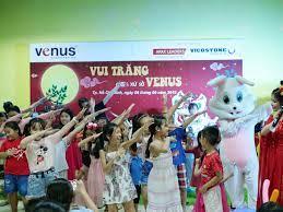 Venus tổ chức Trung thu cho 400 trẻ em