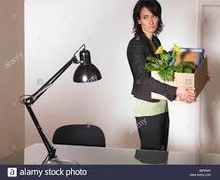 woman office furniture. Woman With Office Furniture In A Box I