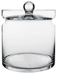 apothecary glass jar candy buffet container canister