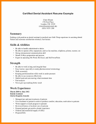 Dental Assistant Resume Cover Letter for Dental assistant Fresh 100 Dental assistant Resume 46