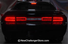 dodge challenger parts and accessories store lights halo whole assembly in led lights ready to mount