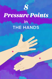 Reflexology Pressure Points Chart Hand Pressure Points How To Use Them Where To Find Them