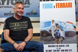Ford vs ferrari is a underdog tale about ford's vision to win the le mans. We Join Ford V Ferrari Movie Crew Stunt Drivers At Daytona Rolex 24