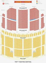 Foxwoods Theater Seating Chart Brilliant Fox Theater Detroit Seating Chart With Seat