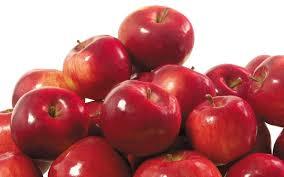 Red apples HD wallpaper