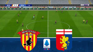 BENEVENTO vs GENOA | Serie A TIM 2020/2021 - YouTube