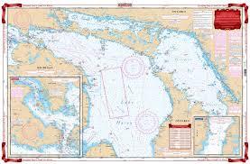 Georgian Bay To Sault Ste Marie Navigation Chart 177
