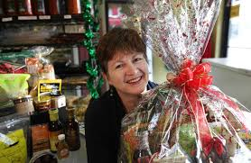 carla dayholos embles made in manitoba gift baskets filled with locally made s through
