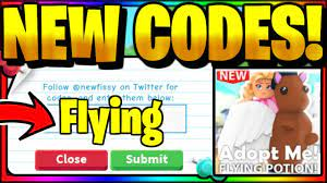 How to redeem the working twitter codes in the game! Roblox Adopt Me Codes Wiki 07 2021