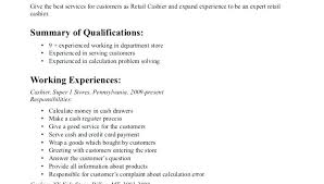 Cage Cashier Jobs X Cage Cashier Jobstreet Resume Letter Directory