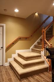 basement stairwell lighting. Basement Stairs Traditional-staircase Stairwell Lighting I