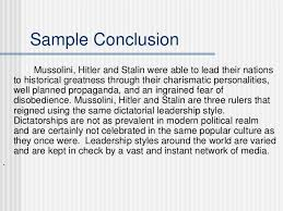 wwii essay powerpoint  15 sample conclusion
