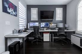 lovely home office setup. Lovely Home Office Setup. Soft Board Decoration For Computer Lab Personal Room Design Gaming Setup E