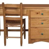 pine home office furniture. The Typical Of Pine Wood : Contemporary Home Office Furniture Brown Wooden Desk Designed With