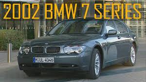 2002 BMW 730d (E65 7 Series Driving+Interior+Exterior) - YouTube