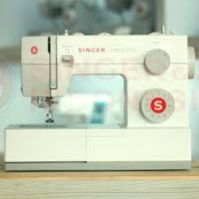 Deretan Mesin Ciamik Penghasil Baju Cantik