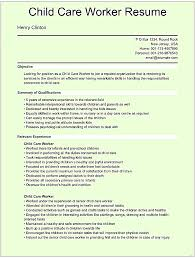 Resume Graceful Child Care Development Riveting Provider Photo