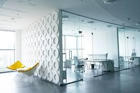 bright office. Stylish And Bright Office Picture K