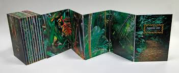 paradise lost an allegory from 2018 accordion book