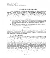 see more business agreements . Free 5 Commercial Lease Agreement Forms In Pdf Ms Word