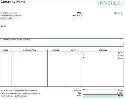 Open Office Template Invoice Receipt Template Open Office Autonet Club