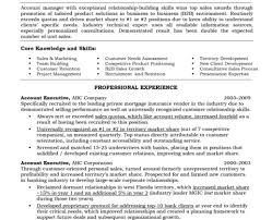 National Account Manager Resume Examples Resume Momentous Key Account Manage Sensational Account Manager 14