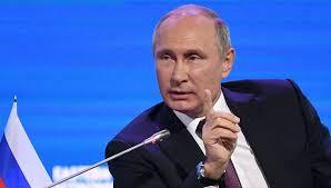 Путин рассказал что дипломная работа до сих пор ему помогает  День третий Рабочая поездка президента РФ В Путина в Приморский край День третий