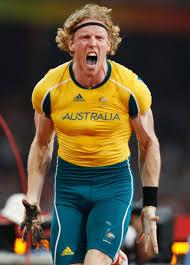 Steve Hooker, gold medal-winning pole vaulter, is now a property ...