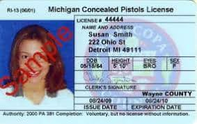 Michigan Open Carry Reference Chart Michigan Gun Laws Gunstocarry Guide