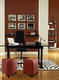 energizing home office decoration ideas. red home office ideas energizing paint color schemes decoration v