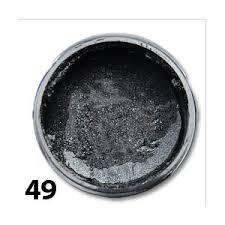 Lux Akrylová Barva Na Nehty černá 10ml Foxstylecz