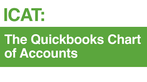 Icat The Quickbooks Chart Of Accounts