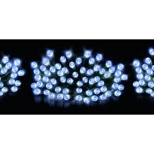 Supabright Led Lights Premier Decorations 1000 White Led Supabrights With Green Cable