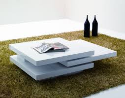 stunning square white coffee table coffee table home design interior ideas