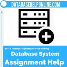database system assignment help database system database project  database system homework help