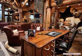 home office cabins. Log Home Decorating Office Cabins T