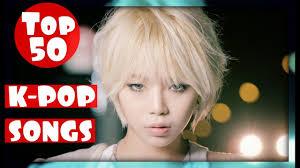 Top 50 K Pop Songs Chart October 2016 Week 4 K Pop