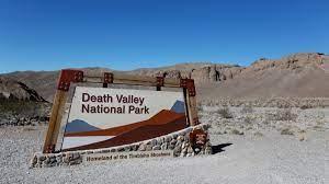 Death Valley Reaches Highest ...