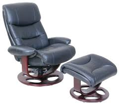black leather massage chair. massage chair with ottoman black leather pedestal recliner and relaxzen reclining .
