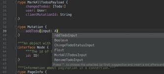Featured plugin: JS GraphQL   WebStorm Blog