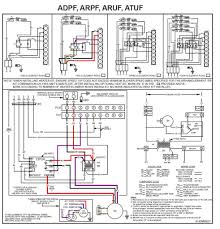air handler fan won t shut off doityourself com community forums disconnect the purple wire connected to nc on the circuit board ebtdr if the fan now cycles demand from the stat it points to the sequencer