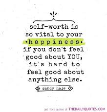 Self Worth Quotes Interesting Inspirational Quotes About Self Worth Amazing 48 Positive Work