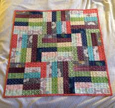 baby girl jelly roll jam quilt | robgeleen.com baby girl jelly ... & completed quilt front Adamdwight.com