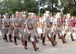 Texas A M Corps Of Cadets The Cult Of Memory At Texas A M Glasstire