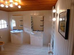 2 separate sinks in bathroom the larger bathroom above has two newly fitted his and hers