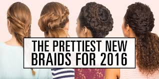 the prettiest new braided hairstyles for 2017