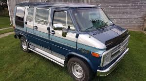 1991 Chevrolet G20 Van Leisure Conversion